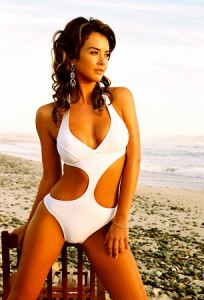 Cindy Nell Miss South Africa 2002