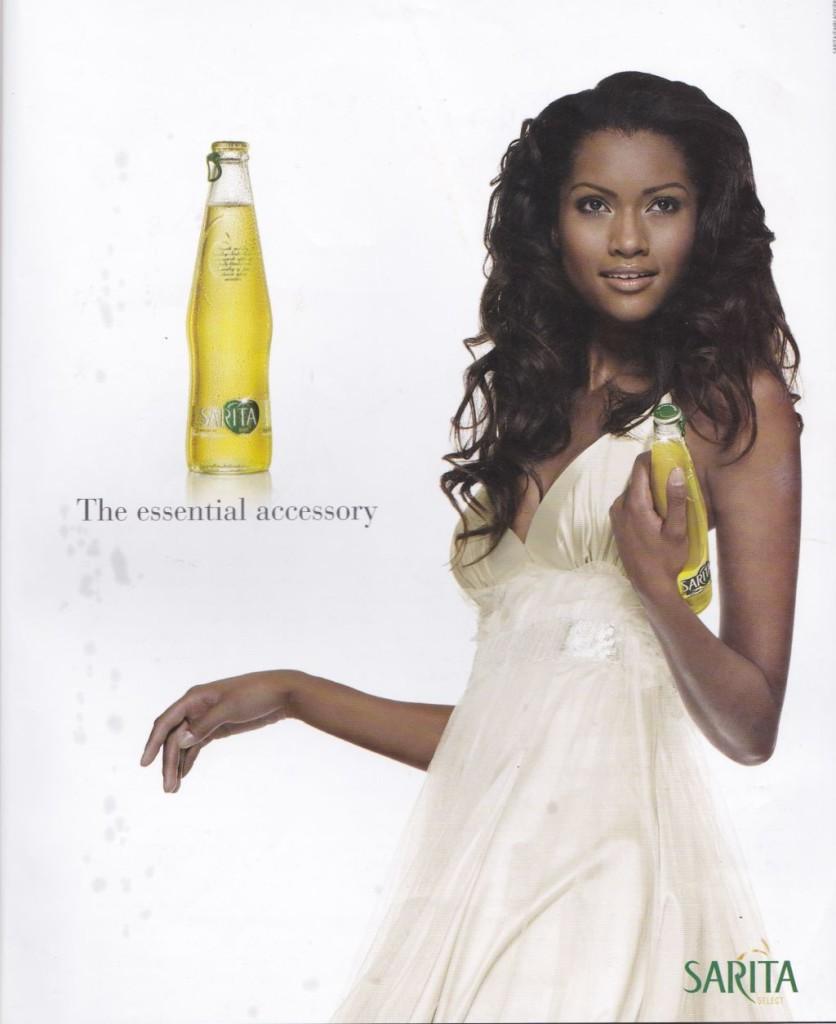 Tanya Clark Manganyi Sariti advert