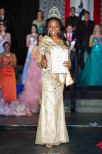 Katlego Ncala Miss Teen World